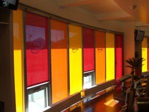 Store de baies vitrées et façades - Menuiserie Guy Rollande - Maître Artisan Spécialiste Rénovation en Loire Atlantique (44)
