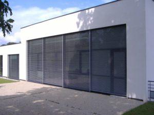Store de baies vitrées et façades soleil - Menuiserie Guy Rollande - Maître Artisan Spécialiste Rénovation en Loire Atlantique (44)